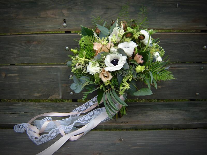 kwiaty weselne i ślubne
