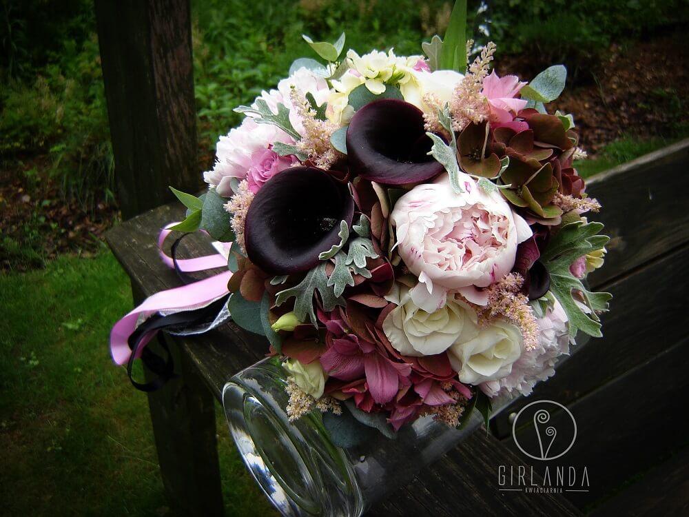 Kwiaty ślubne Jak Ogrody Po Francusku Lub Po Angielsku