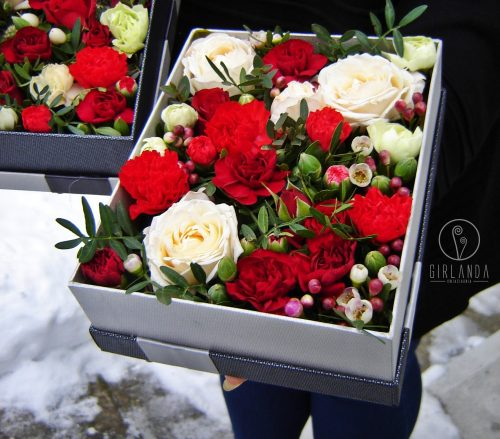Praktyczny zamykany Flowerbox Białystok