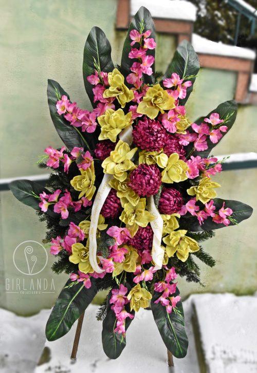 Wiązanka kwiatów z kwiaciarni internetowej z Białegostoku