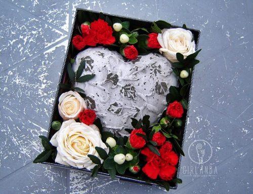 Od zauroczenia do wielkiej miłości – kwiaty na Walentynki powiedzą wszystko za Ciebie