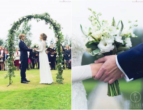 Zalety ślubu w plenerze