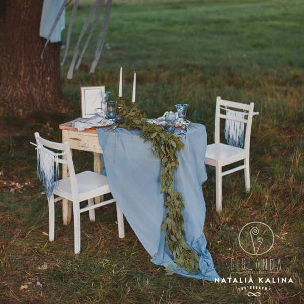 Dusty Blue - Natalia Kalina