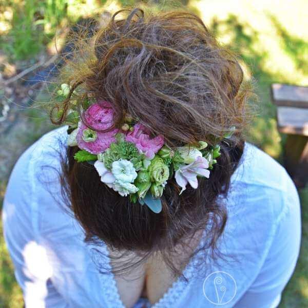 Grzebyki kwiatowe