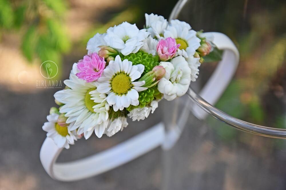 Kwiaty dla druhny na wesele Białystok