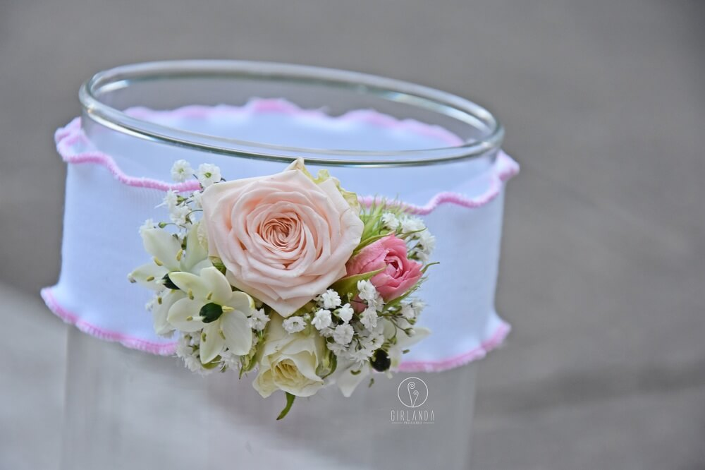 Przykładowe kwiaty na chrzest Białystok