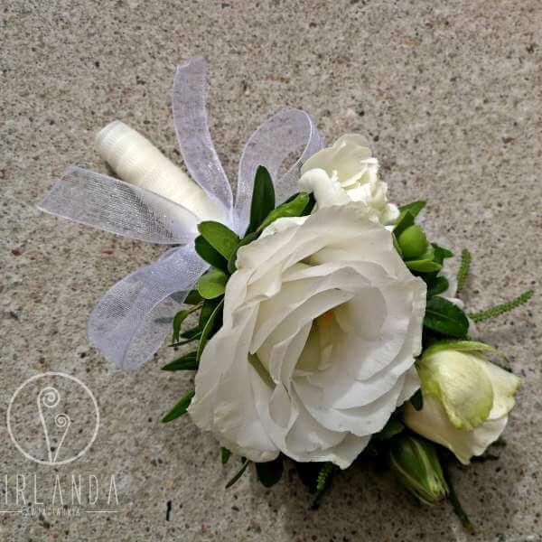 Przypinki kwiatowe