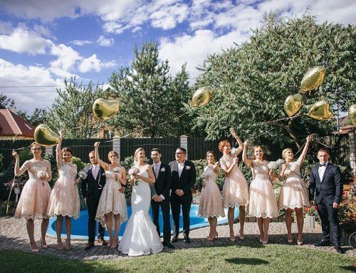 Team Bride, czyli więcej niż jedna Druhna podczas ślubu
