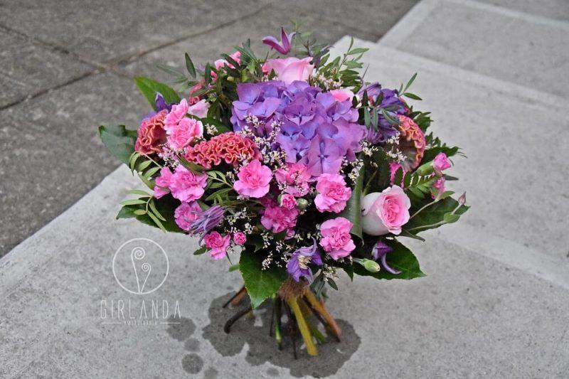 kwiaty na podziękowanie dla rodziców