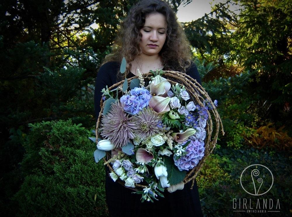 kwiaty na rocznicę ślubu