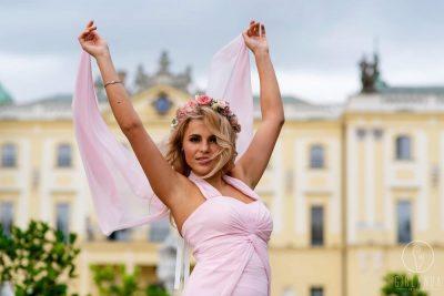 Zdjęcie modeli z kwiaciarni Girlanda