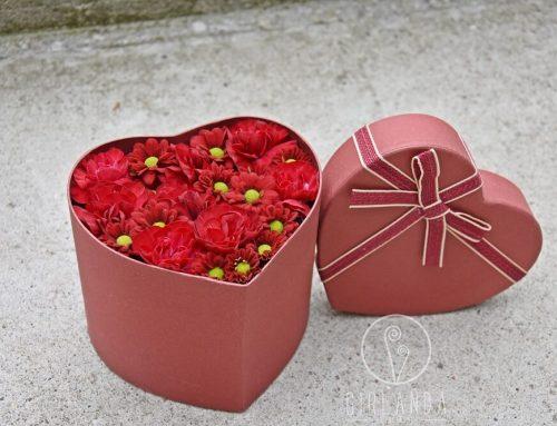 """Jak powiedzieć """"Kocham"""" bez słów, czyli kwiaty najpiękniejszym wyrazem uczuć"""