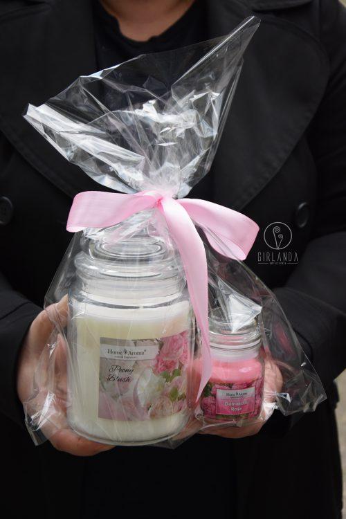 Szybka realizacja - świece i kominki zapachowe